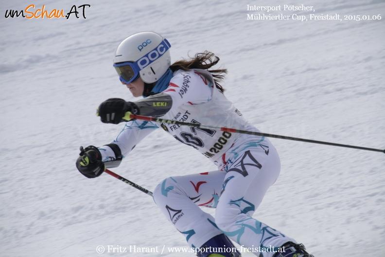Intersport Pötscher Mühlviertler Cup Skirennen auf der Freistädter