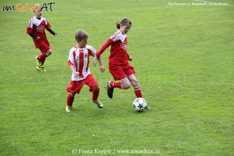 Foto U9 Turnier in Freistadt Freistadt : St.Oswald/Fr.