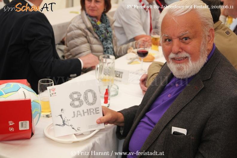 Foto 80 Jahre SV Freistadt