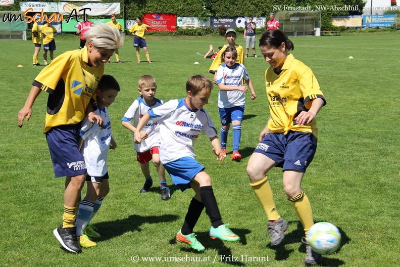 Foto SV Freistadt Frauenfussball