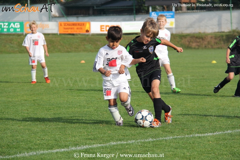 Foto U9 Turnier in Freistadt