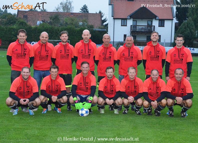Foto Senioren SV Freistadt