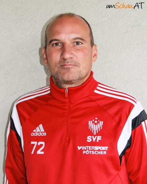 Foto SV Freistädter Bier Trainer Georg Pröll (c) www.umschau.at