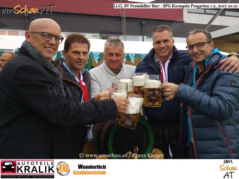 SV Freistädter Bier Oktoberfest Braucommune Freistadt