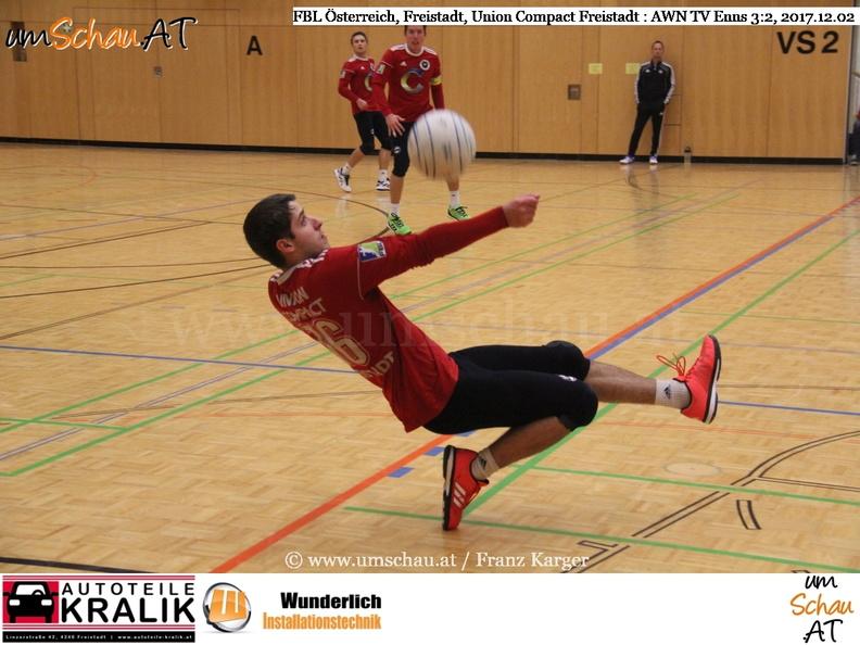 Faustball Bundesliga Österreich