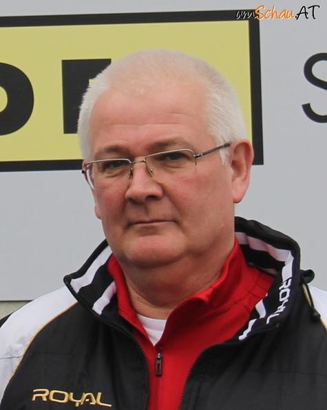 Foto SV Freistädter Bier Trainer Walter Lehner (c) www.umschau.at