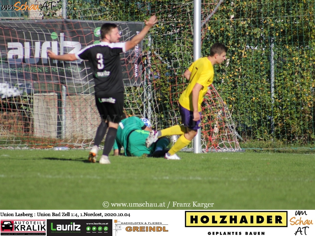 Foto Union Lasberg vs Union Bad Zell