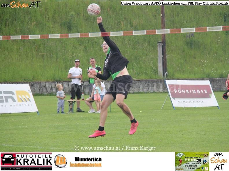 Foto Spielszene Faustball Aufstiegs Play Off Union Waldburg : ASKÖ Laakirchen