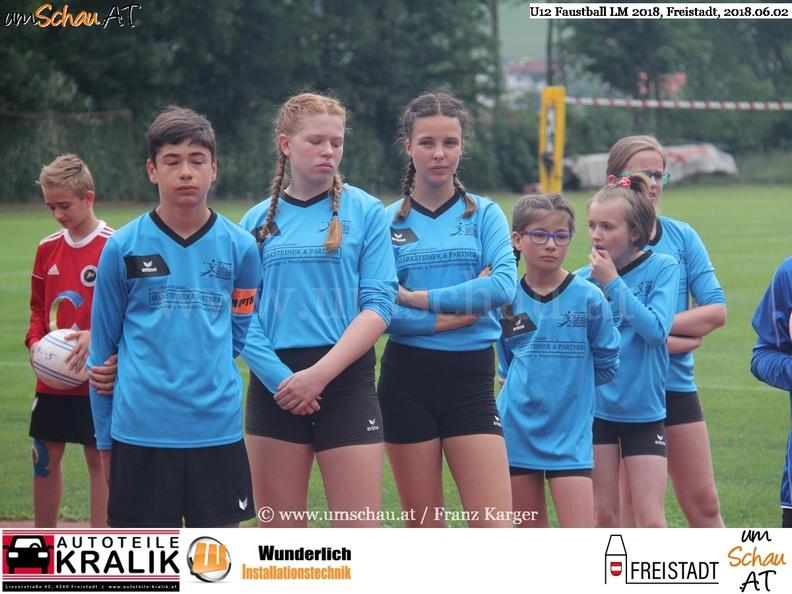 Foto U12 Landesmeisterschaft Union St.Leonhard/Fr.