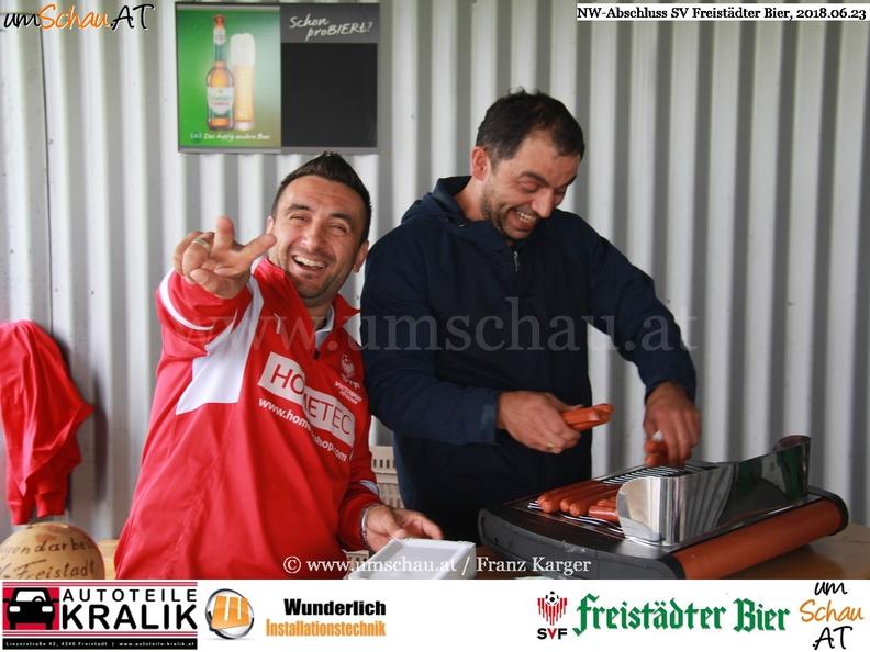 Foto Nachwuchsabschuß des SV Freistädter Bier