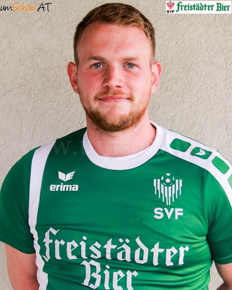 Foto SV Freistädter Bier Daniel Forschner (c) www.umschau.at / Franz Karger