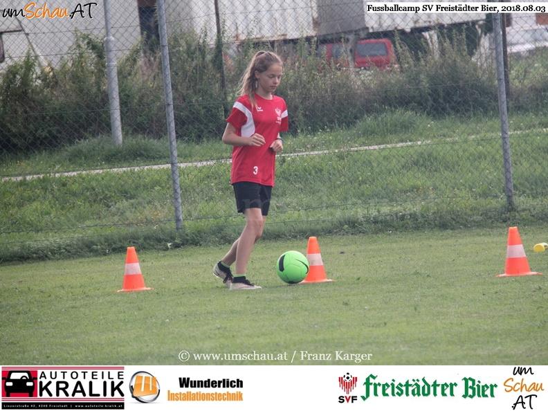 Foto U14 SV Freistädter Bier Alexandra Koller