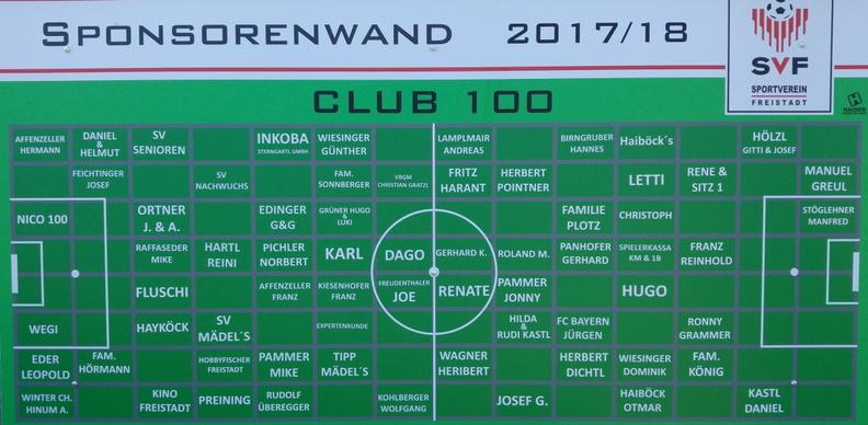 Foto SV Freistädter Bier Club 100