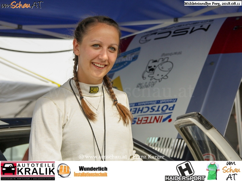 Foto Rallyeteam Osskies Viktoria Kiesenhofer