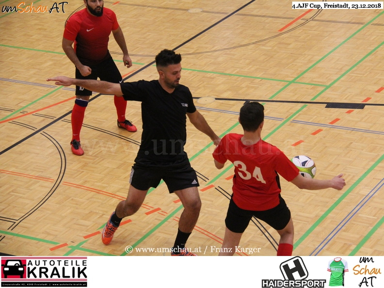 Foto AJF Cup ALIF Freistadt