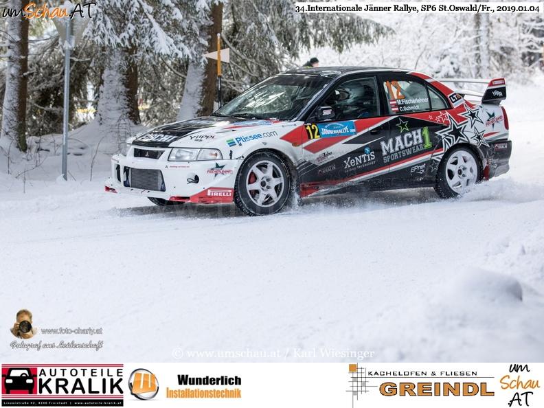Foto Jänner Rallye Martin Fischerlehne