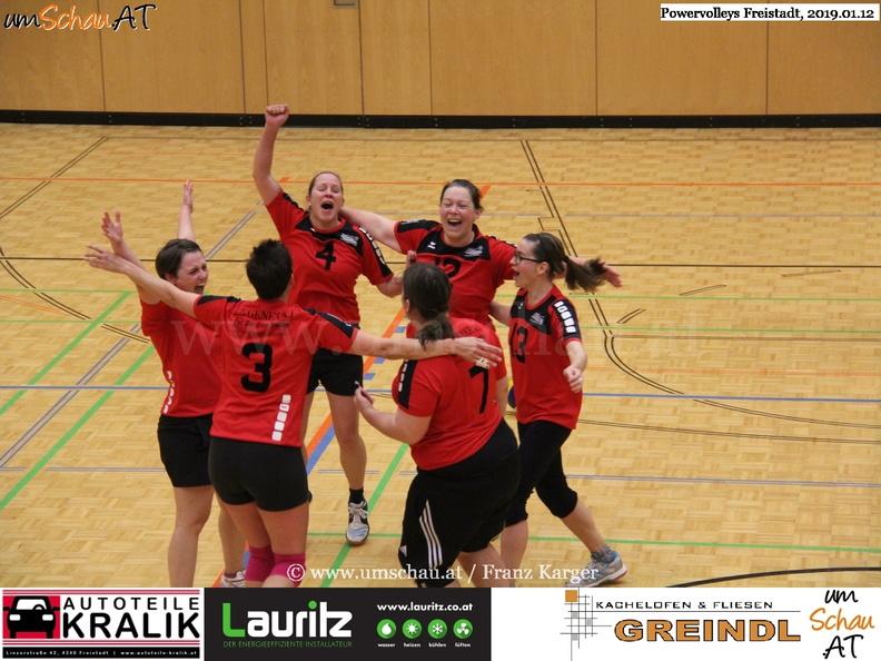 Foto Volleyball Powervolleys Freistadt
