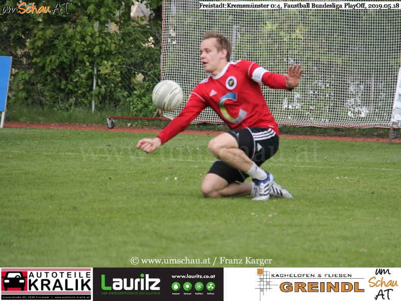 Foto Faustball Union compact Freistadt