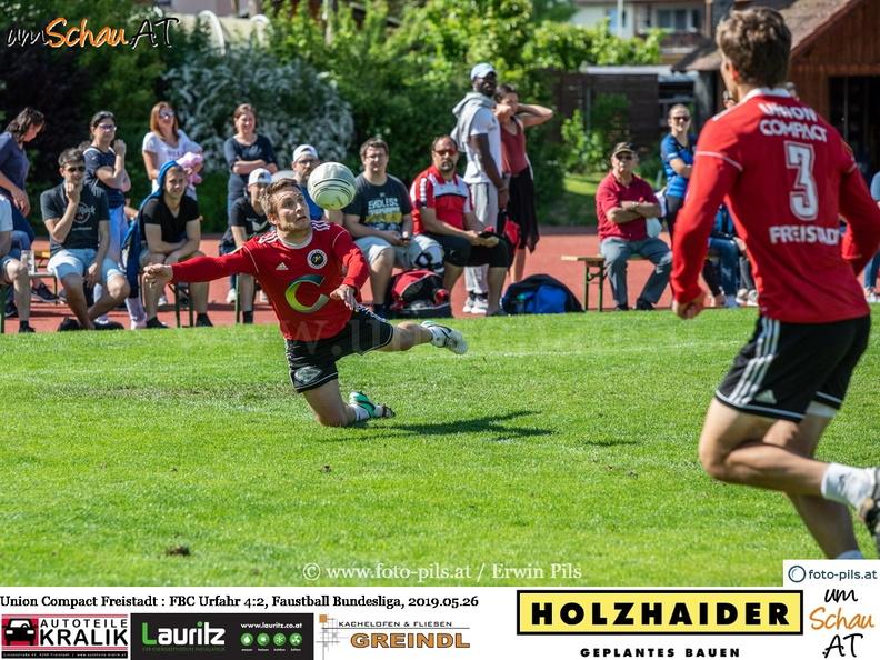 Foto Freistadt : Urfahr Faustball Bundesliga