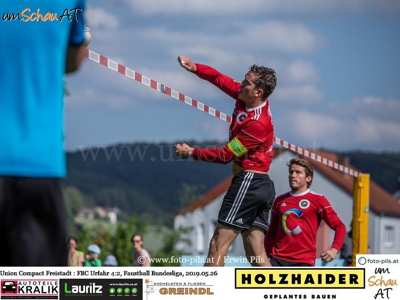 Foto Freistadt : Urfahr Fuastball Bundesliga