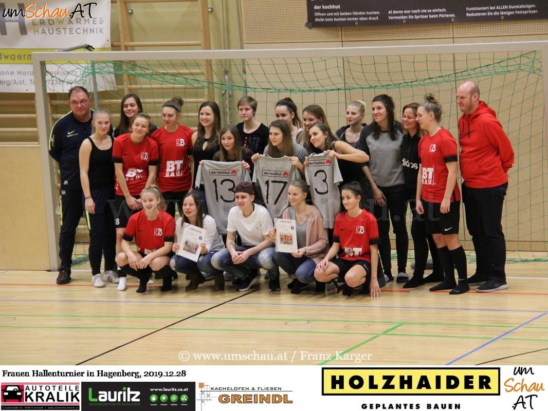 Foto Frauenturnier ASV Hagenberg SPG Hagenberg/Schweinbach