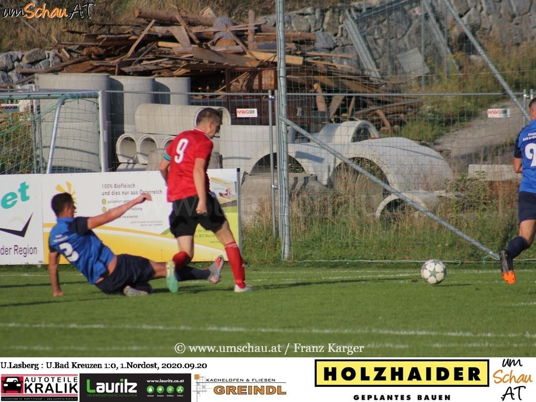 Foto Union Lasberg vs. Bad Kreuzen