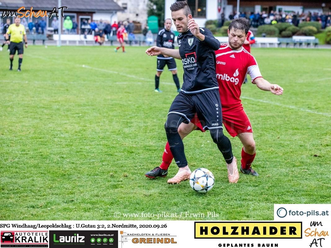 Foto SPG Windhaag/Leopoldschlag vs Gutau 2.Nordmitte