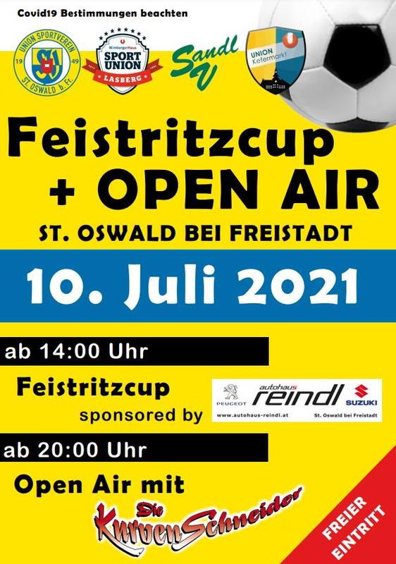 Grafik Feistritzcup St.Oswald/Freistadt