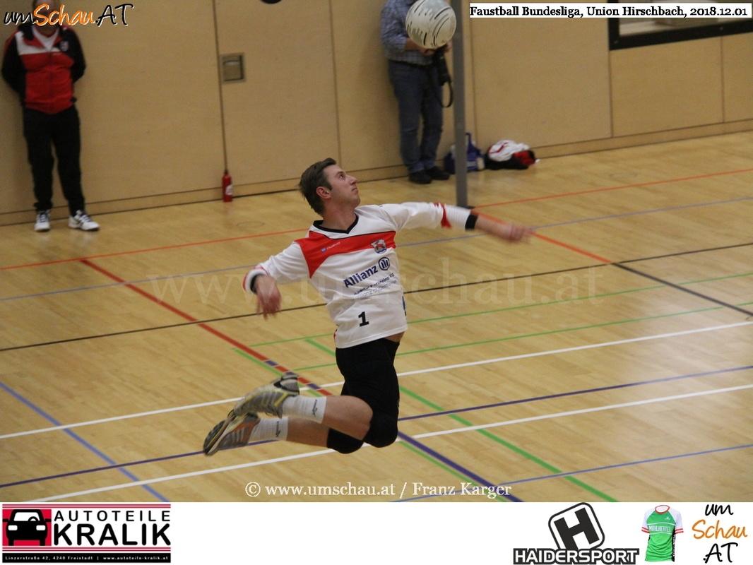 Foto Faustball Bundesliga Union Hirschbach : ABAU Urfahr