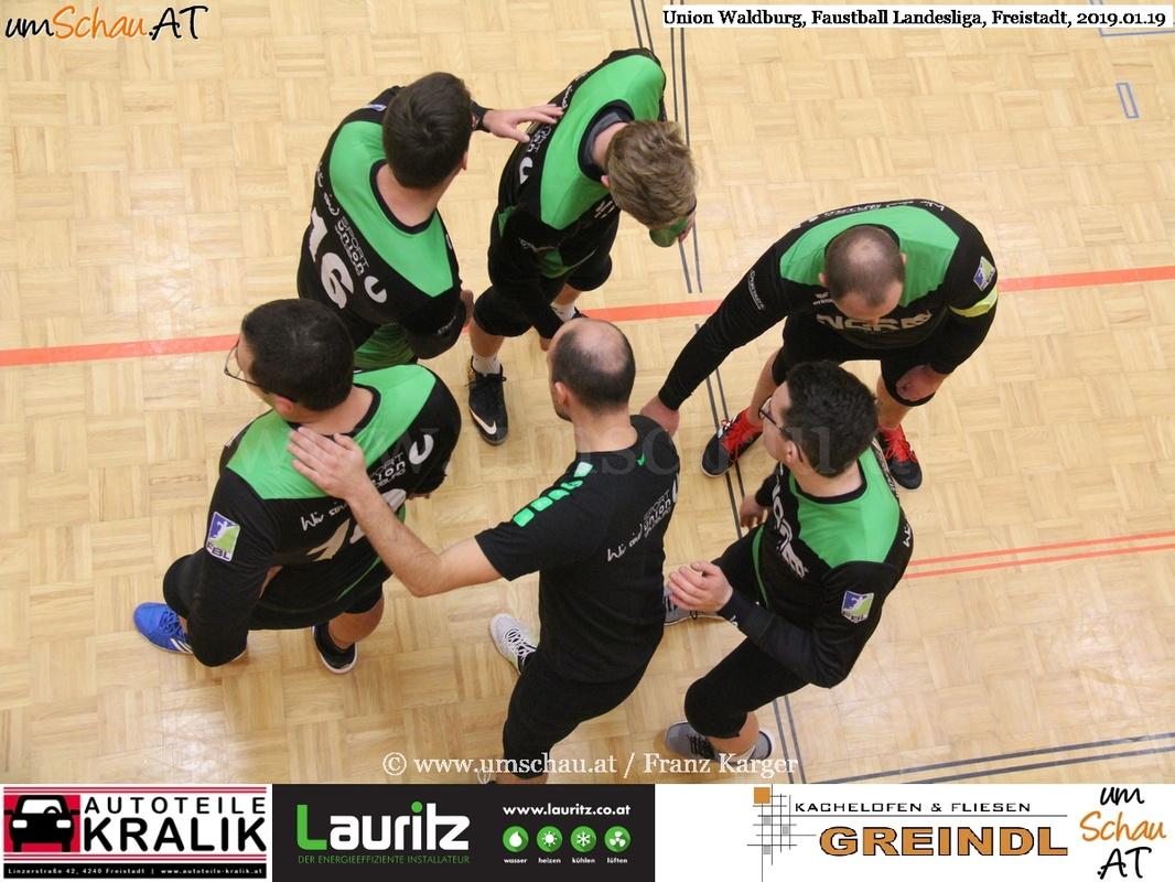 Foto Faustball Landesliga OÖ Union Waldburg