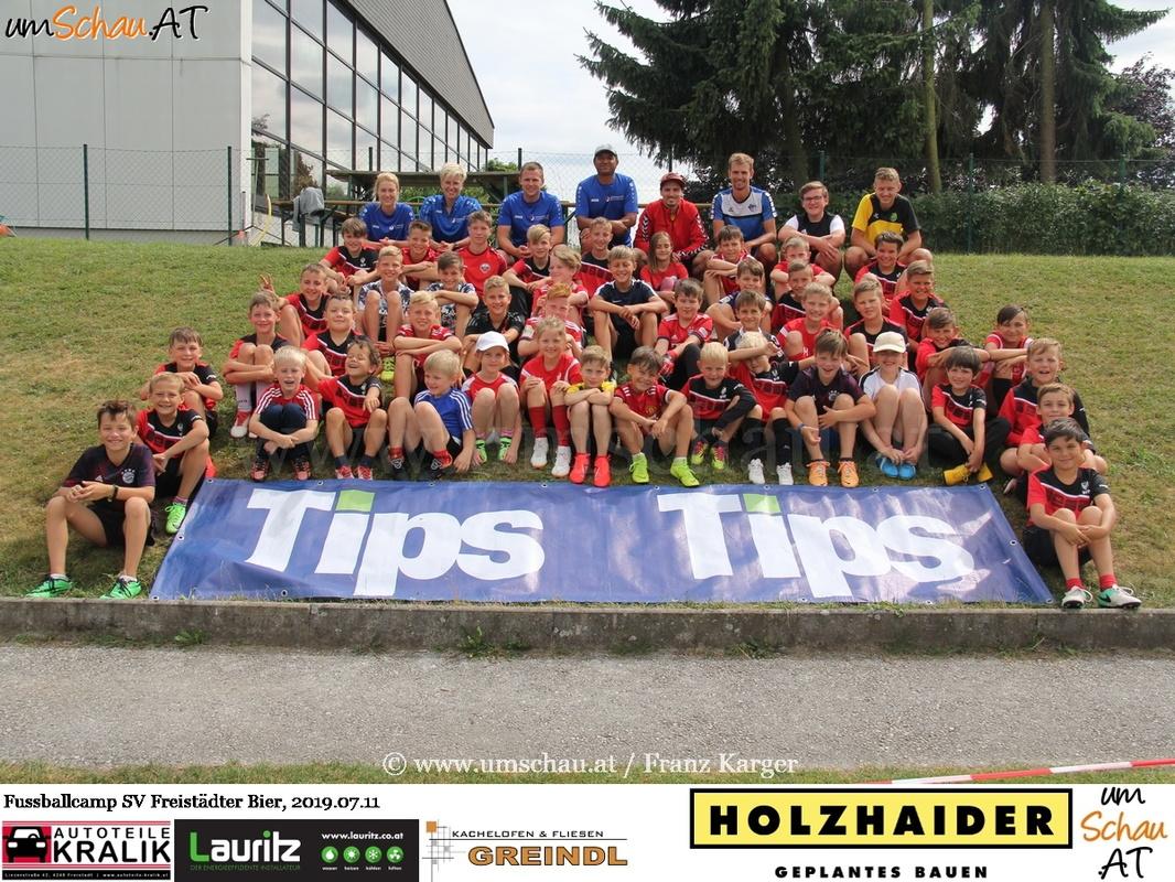 Foto Fussballcamp Freistadt