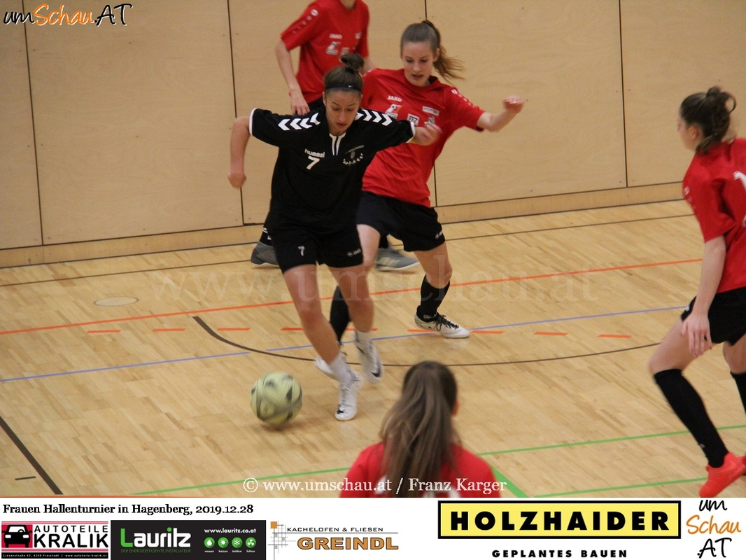 Foto Frauenturnier Hagenberg DFC Wadlkrampf : Fraunfussballzentrum OÖ