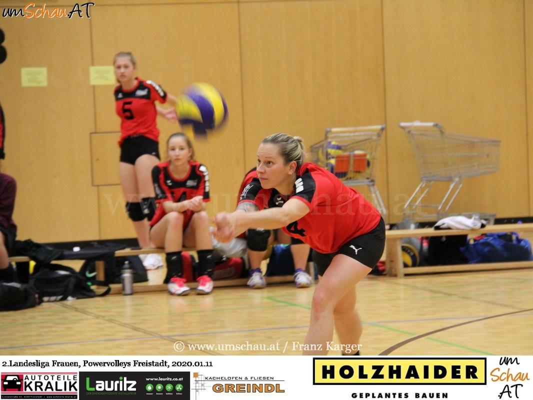 Foto Powervolleys Freistadt
