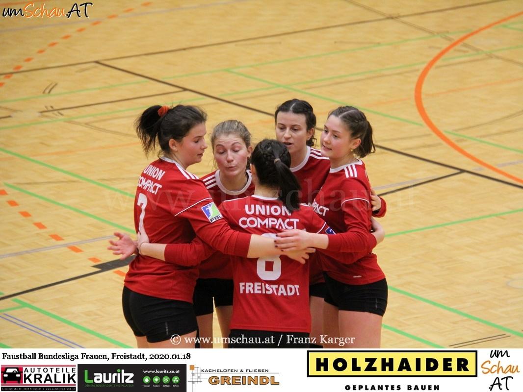 Foto Union compact Freistadt Faustball Bundesliga