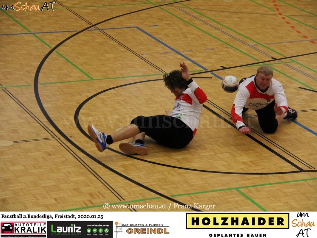 Foto Faustball 2.Bundesliga Union Hirschbach