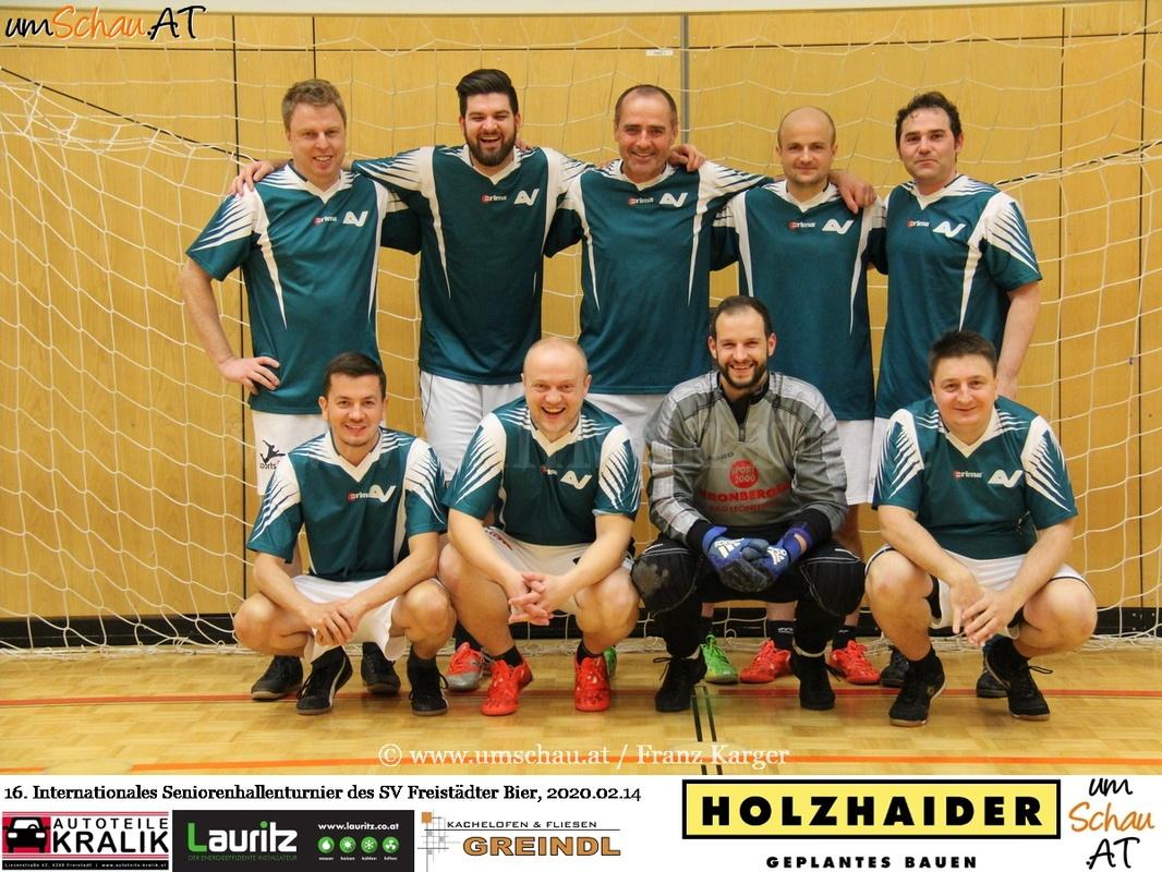 Foto Seniorenturnier SV Freistädter Bier