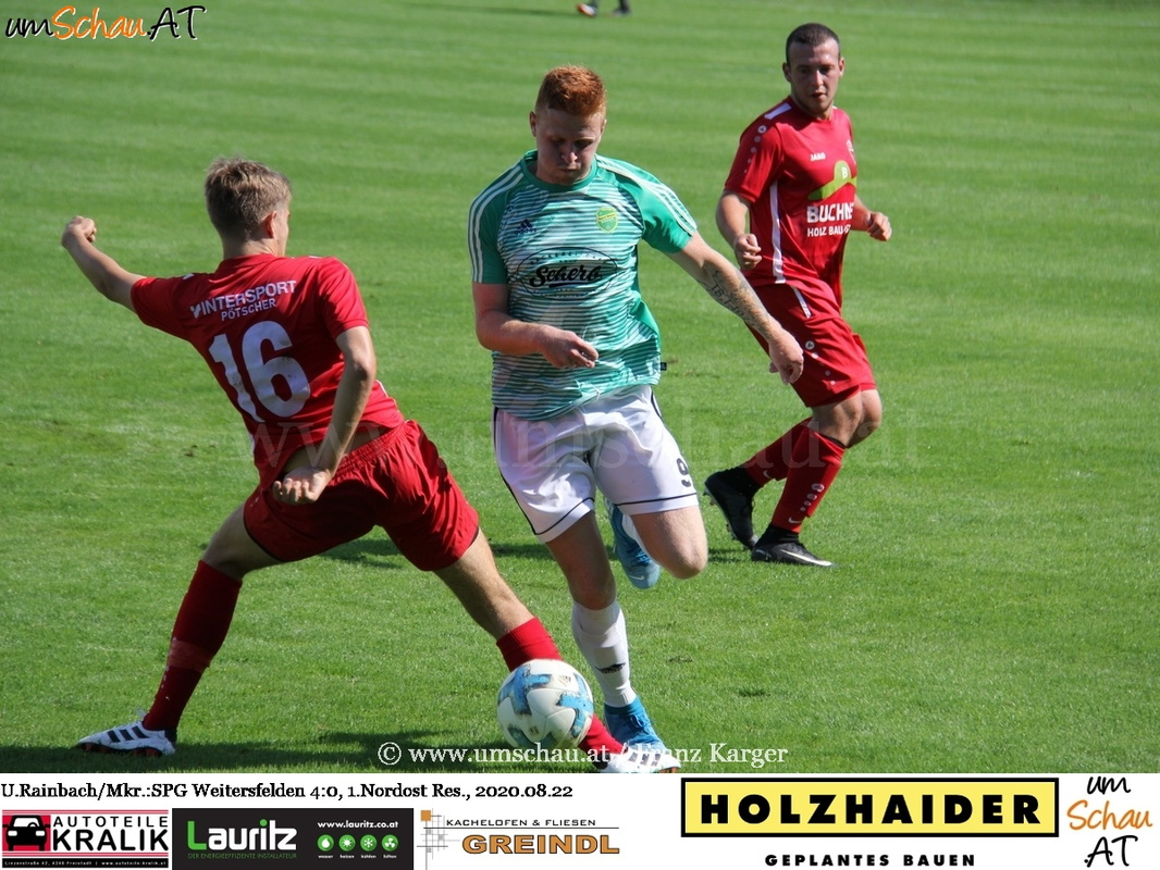 Foto Rainbach/Mkr. vs SPG Weitersfelden
