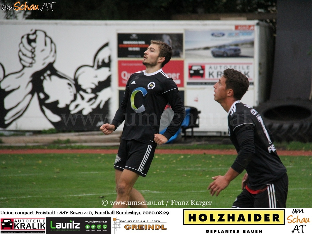 Foto Union Compact Freistadt vs SSV BOzen Faustball Bundesliga