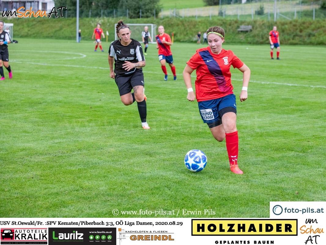 Foto USV St.Oswald/Freistadt vs. SPV Kematen/Piberbach/Rohr/Neuhofen
