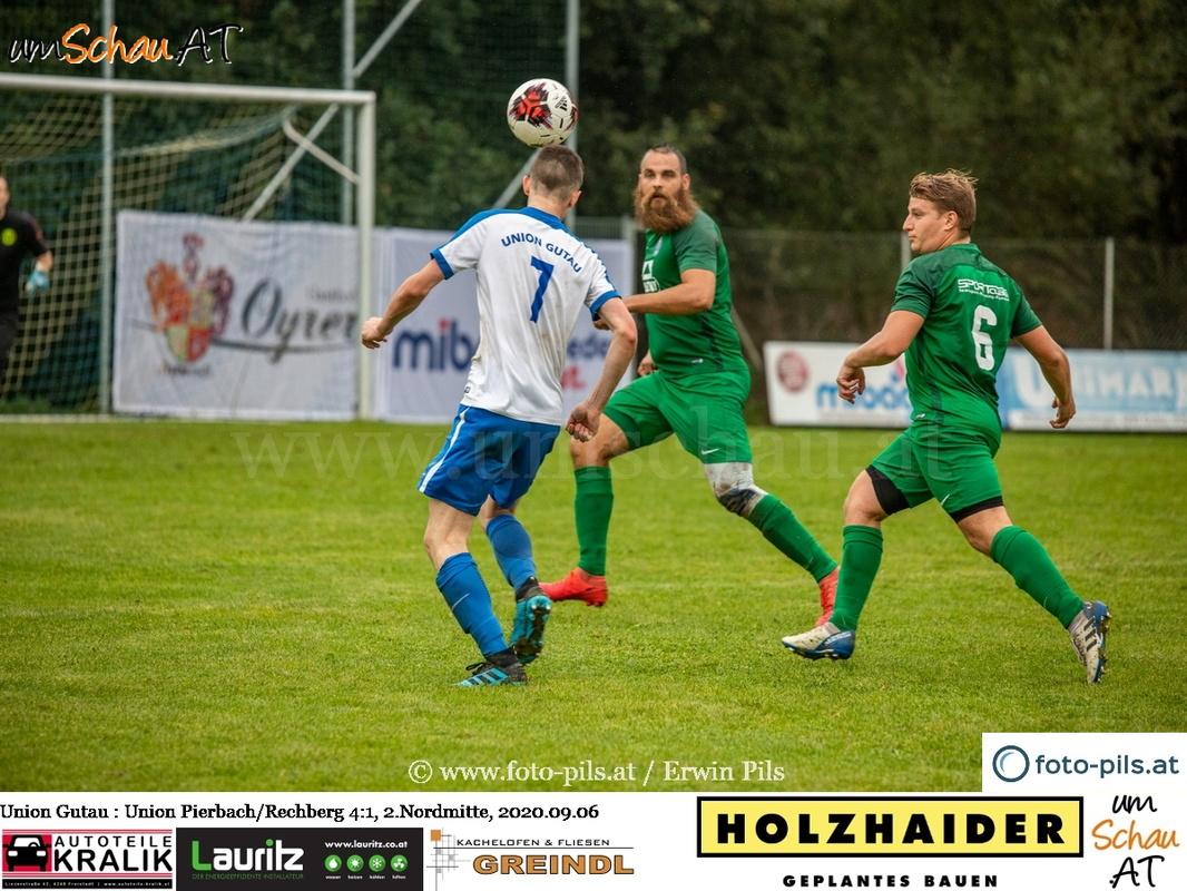 Foto Union Gutau vs SPG Pierbach/Rechberg 2.Nordmitte