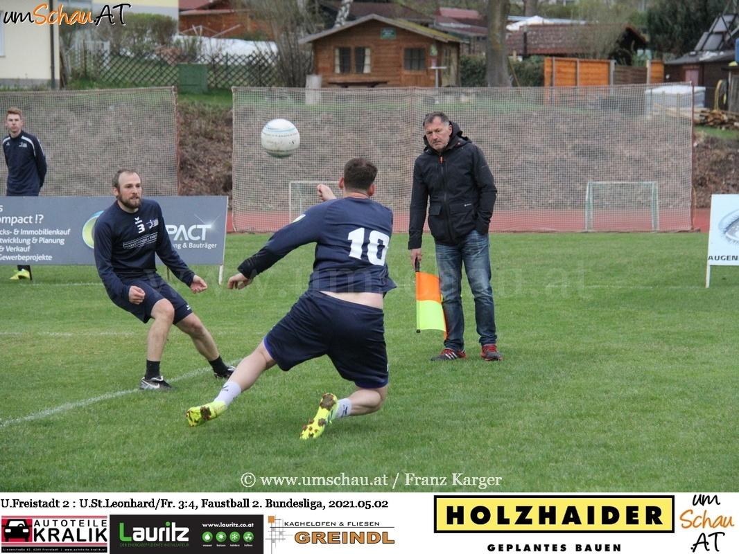 Foto Union compact Freistadt 2 : St.Leonhard/Freistadt 2. Bundesliga Faustball