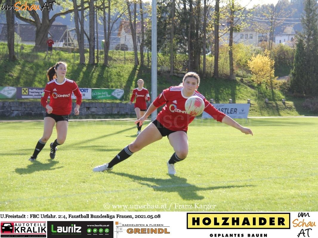 Foto Faustball Bundesliga Frauen Freistadt : Urfahr