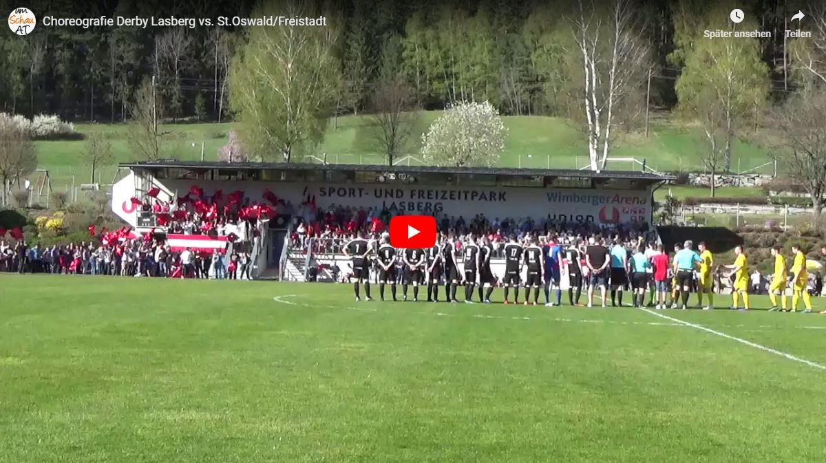 Youtube Video von der Choreo Lasberg St.Oswald/Freistadt